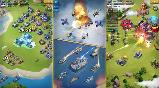 Top War: Battle Game – Game chiến thuật xây dựng quân đội với lối chơi mới mẻ