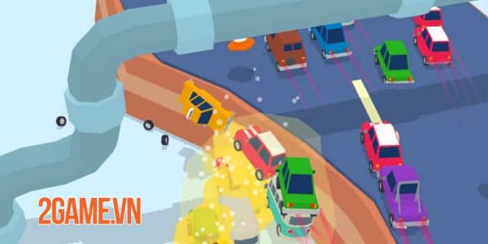 Tựa game mobile lái xe kỳ quặc Mad Cars chính thức ra mắt hôm nay 0