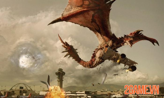 Trước khi lên phim Rathalos là linh hồn Monster Hunter Riders 1