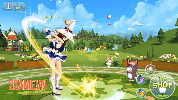 Birdie Crush: Fantasy Golf - Game đánh golf mở đăng kí trước cho nền tảng di động 2