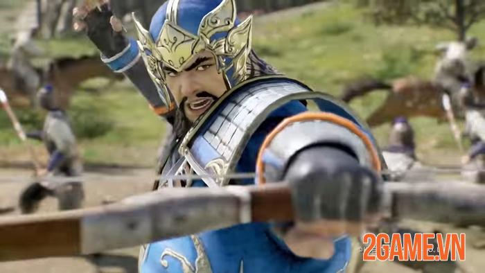 Dynasty Warriors: Dominate - Đỉnh cao chặt chém của game thủ mobile 3
