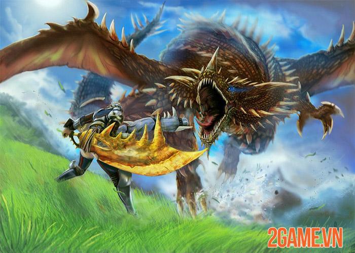 Time to Hunt - Monster Hunter - Luồng gió mới của game thủ mobile 0