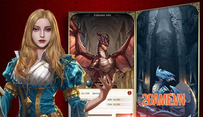 THE LORD - Game chiến thuật với những trận chiến đậm chất hành động 1