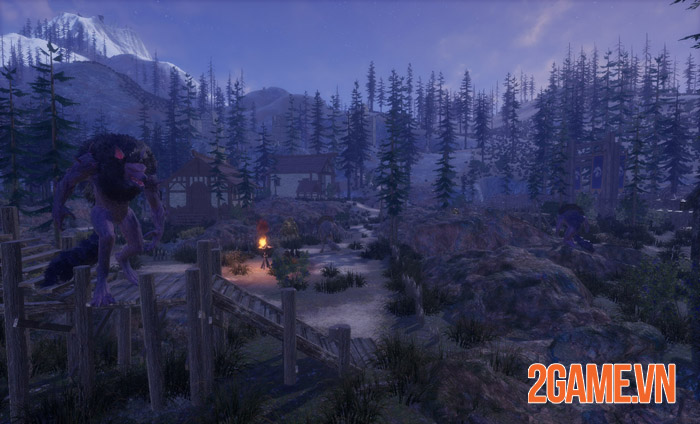 Dark and Light Mobile - Kiến tạo thế giới riêng của game thủ 2