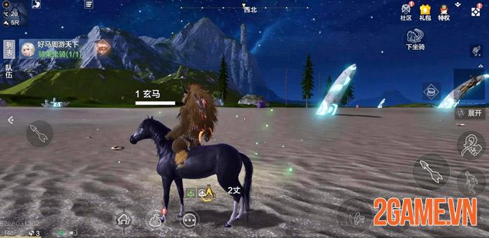 Fancy World - Game sinh tồn mobile đỉnh cao chính thức ra mắt 4