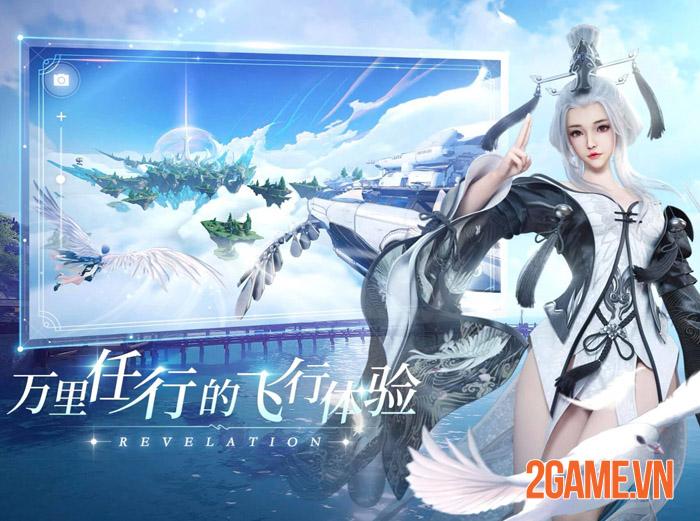 Revelation Mobile - Khai mở thế giới Fantasy mới cho game thủ 1