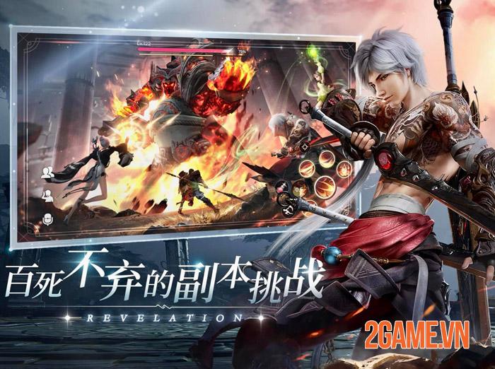 Revelation Mobile - Khai mở thế giới Fantasy mới cho game thủ 2