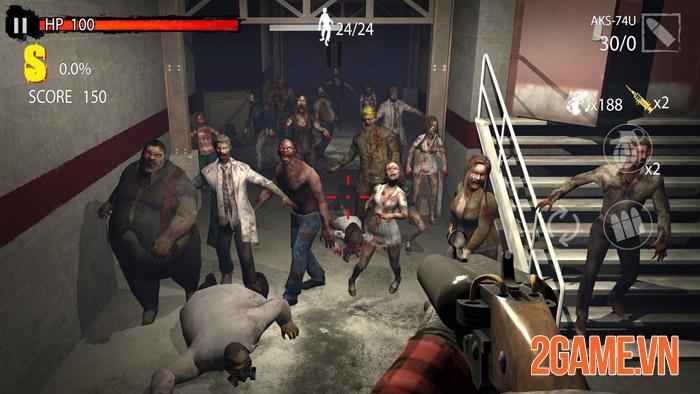 Zombie Hunter D-Day - thỏa sức tung hoành giữa bầy xác sống 1