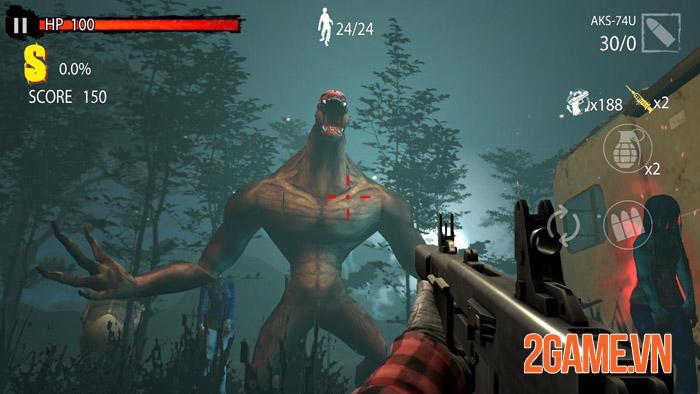 Zombie Hunter D-Day - thỏa sức tung hoành giữa bầy xác sống 3