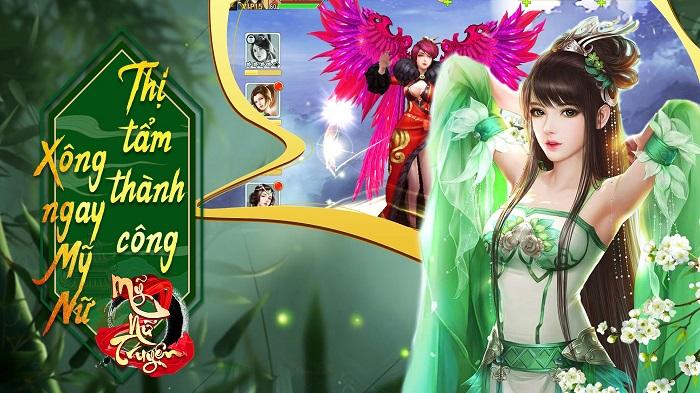Có gì ở Mỹ Nữ Truyện mà hấp dẫn game thủ Việt đến vậy? 2