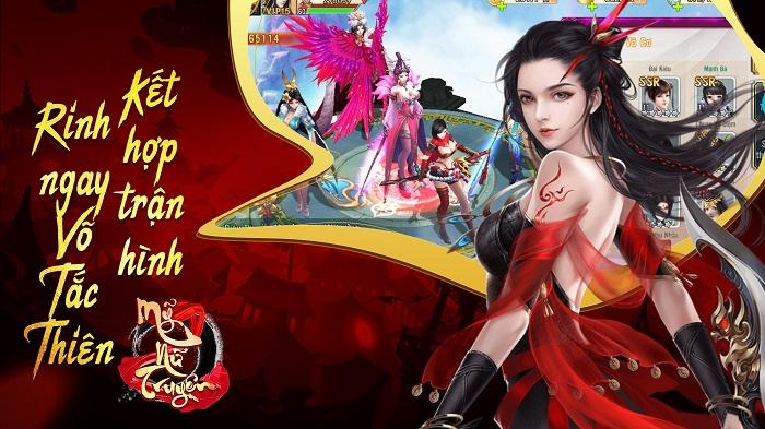 Có gì ở Mỹ Nữ Truyện mà hấp dẫn game thủ Việt đến vậy? 3