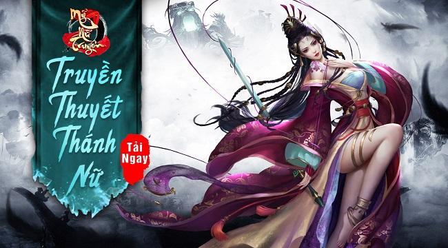 Có gì ở Mỹ Nữ Truyện mà hấp dẫn game thủ Việt đến vậy?