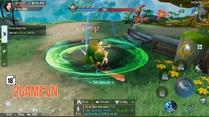 Trải nghiệm Huyễn Kiếm 3D: Phá vỡ giới hạn game kiếm hiệp trên mobile 5