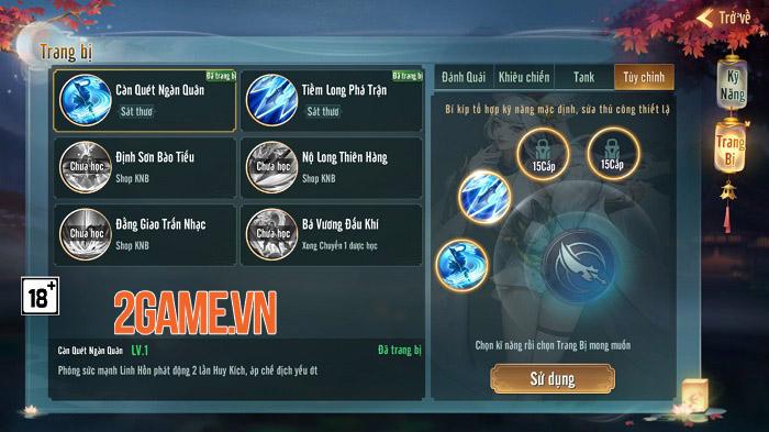 Trải nghiệm Huyễn Kiếm 3D: Phá vỡ giới hạn game kiếm hiệp trên mobile 7