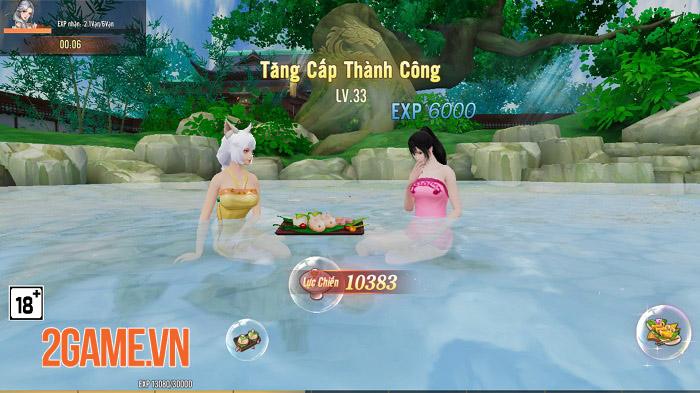 Trải nghiệm Huyễn Kiếm 3D: Phá vỡ giới hạn game kiếm hiệp trên mobile 3