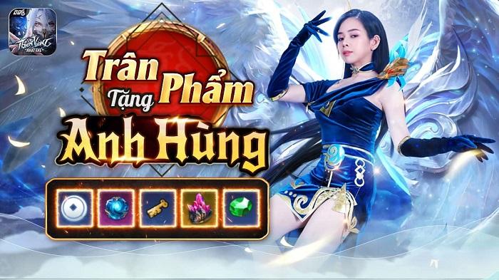 Tặng 600 giftcode game Thần Vương Nhất Thế 0