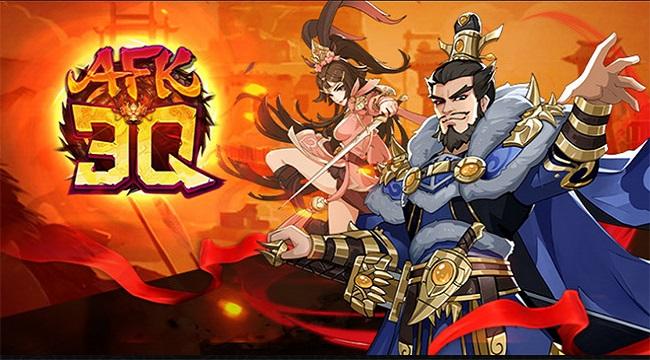 Trải nghiệm AFK 3Q – Đế Vương Thiên Hạ: Tận hưởng lối chơi Idle đầy mới lạ