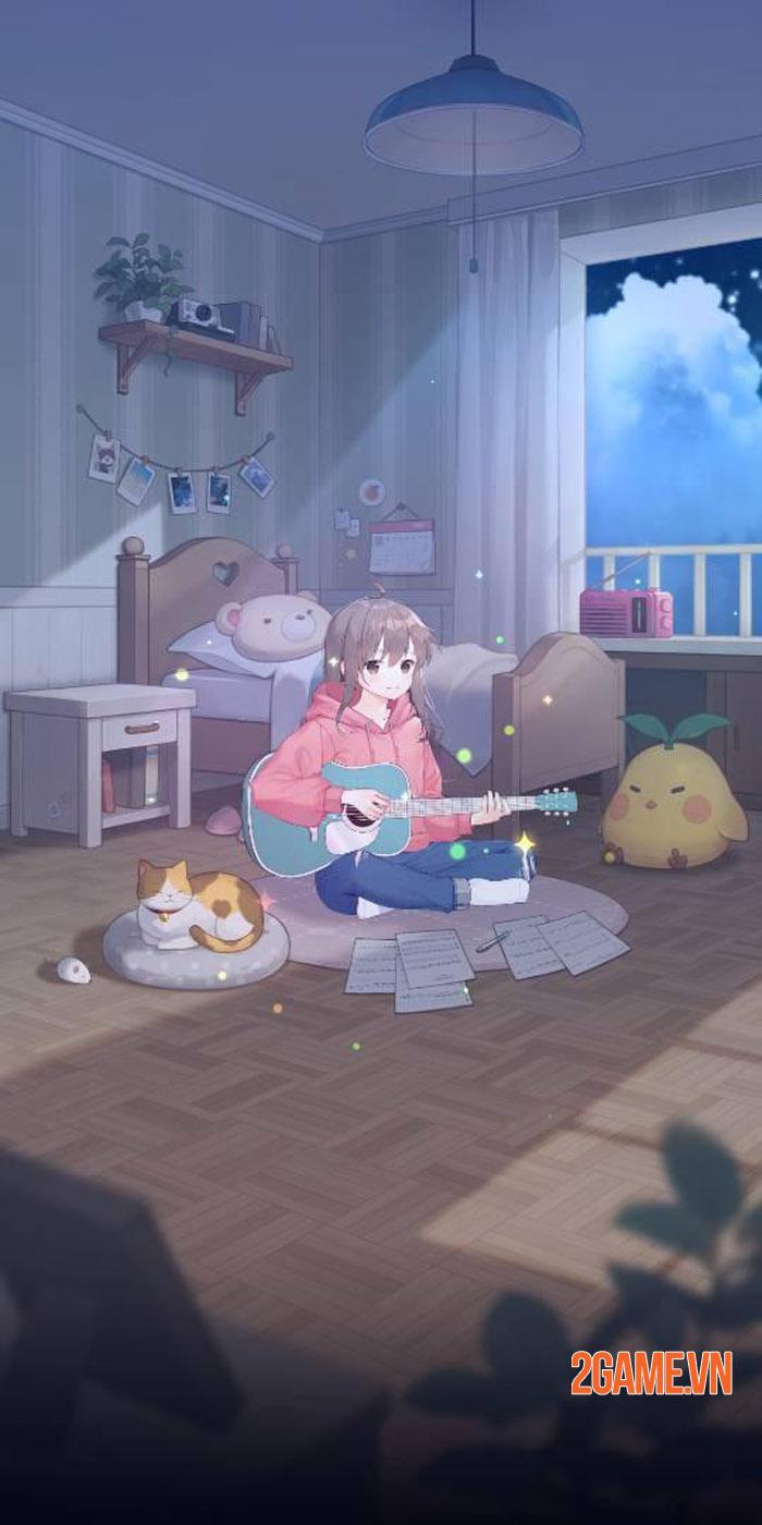 Guitar Girl Mobile - Sự hòa quyện kỳ lạ giữa âm nhạc và game thủ 1