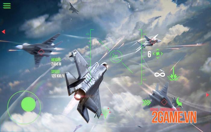Sky Combat Mobile - Trở thành bá chủ bầu trời theo cách riêng của bạn 1