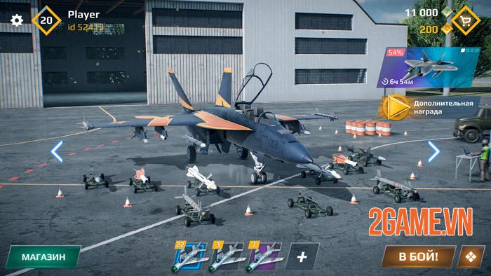 Sky Combat Mobile - Trở thành bá chủ bầu trời theo cách riêng của bạn 0