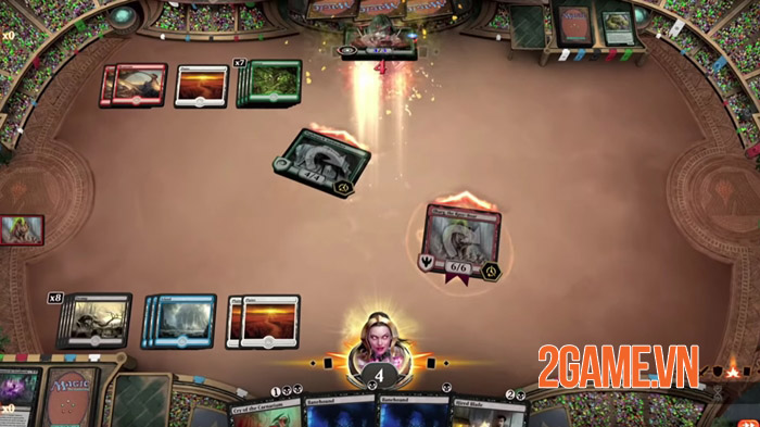Trải nghiệm Magic the Gathering Arena - Các thẻ bài sống động đầy ma thuật 0