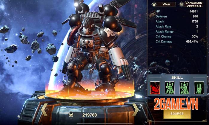 Warhammer 40000: Lost Crusade - Trải nghiệm cảm giác thống trị thiên hà 0