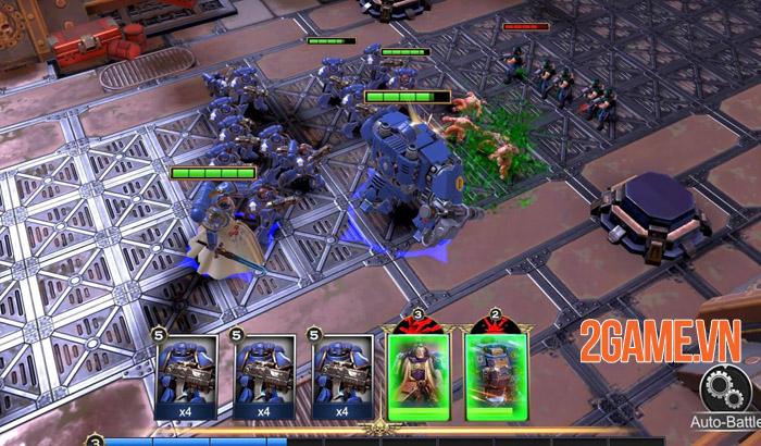 Warhammer 40000: Lost Crusade - Trải nghiệm cảm giác thống trị thiên hà 2