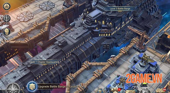 Warhammer 40000: Lost Crusade - Trải nghiệm cảm giác thống trị thiên hà 3