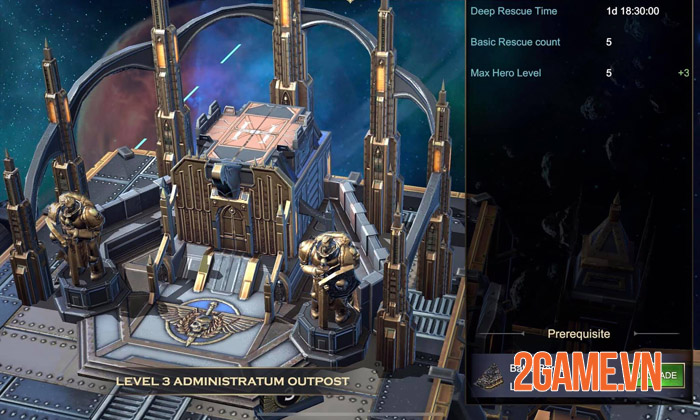Warhammer 40000: Lost Crusade - Trải nghiệm cảm giác thống trị thiên hà 1