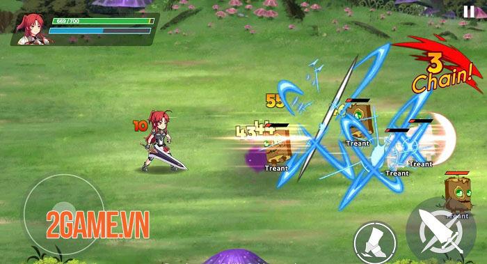 Soul Spira - Game nhập vai hành động cuộn cảnh 2D được di chuyển tự do 3