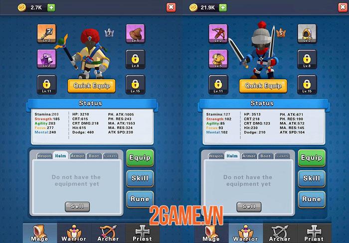 Super Heroes TD - Game chiến thuật với lối chơi nhàn rỗi, dễ dàng và vui vẻ 2