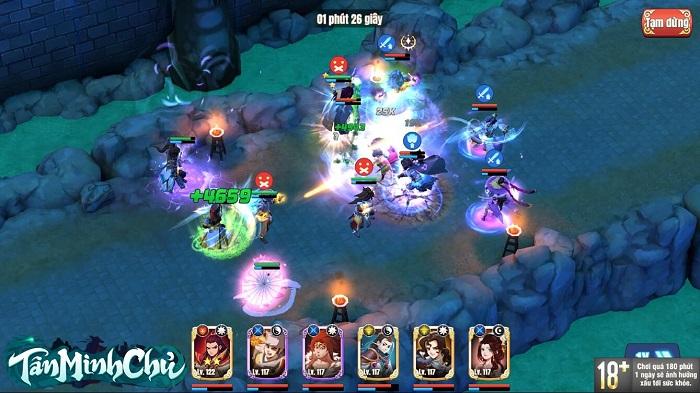 Tân Minh Chủ - Dự án game chiến thuật Kim Dung có 'gia phả' cực khủng 8