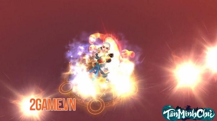 Tân Minh Chủ - Dự án game chiến thuật Kim Dung có 'gia phả' cực khủng 9