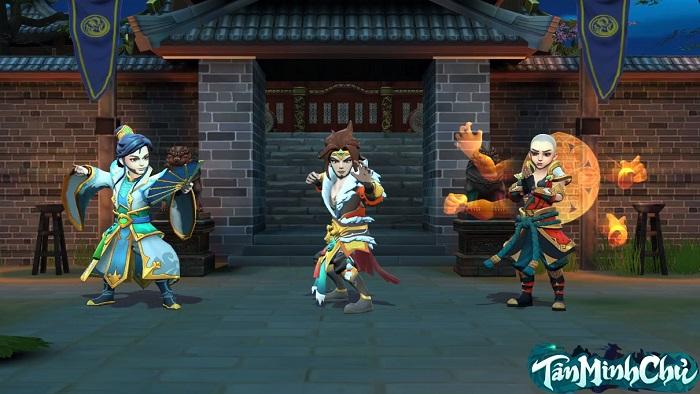 Tân Minh Chủ - Dự án game chiến thuật Kim Dung có 'gia phả' cực khủng 2