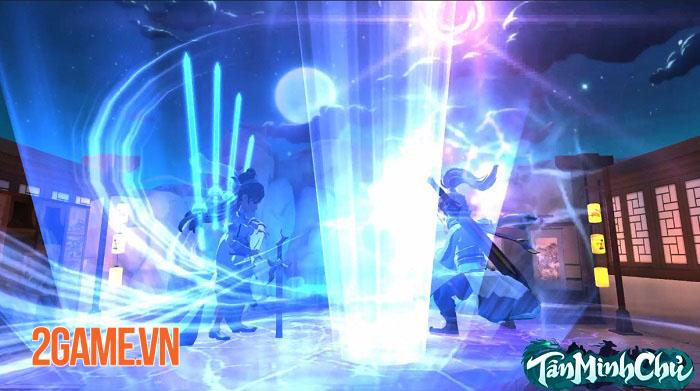 Tân Minh Chủ - Dự án game chiến thuật Kim Dung có 'gia phả' cực khủng 4