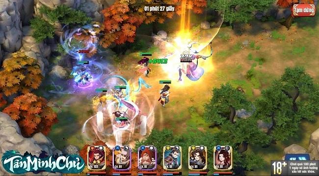 Tân Minh Chủ – Dự án game chiến thuật Kim Dung có 'gia phả' cực khủng