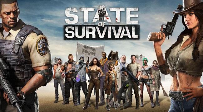 State of Survival: Góc tối của những mảnh đời đang vật lộn với cuộc chiến sinh tồn
