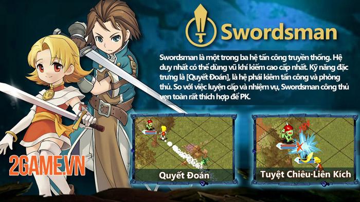 Cross Gate: Return Mobile - Game chất lượng Nhật ra mắt game thủ Việt 2
