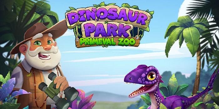 Dinosaur Park: Primeval Zoo - Game nông trại đề tài khủng long vui nhộn 0