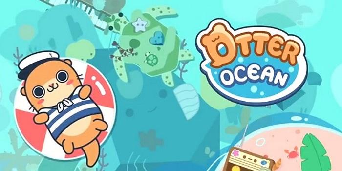 Otter Ocean - Game mobile thu thập thú cưng siêu dễ thương mở đăng kí trước 0