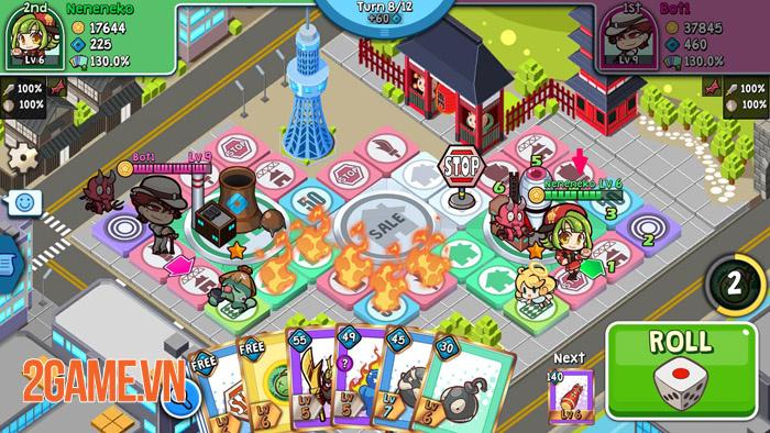 Richman Fight Mobile - Chơi game với phong cách tiền đè chết người 1