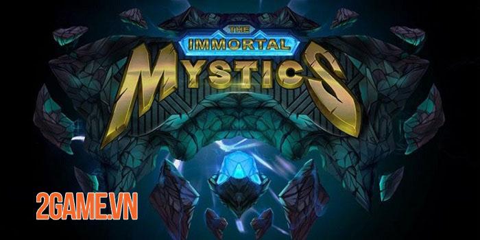 The Immortal Mystics - Game MOBA cực chất cho cả PC và Mobile sắp ra mắt 0