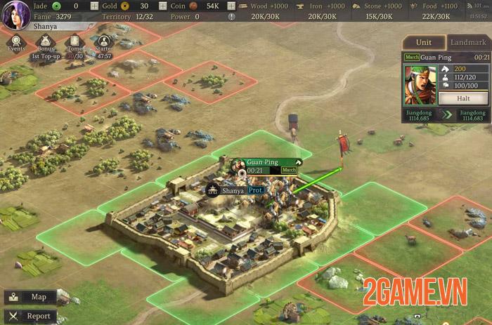Three Kingdoms Tactics Mobile - Binh quý thần tốc tam phân thiên hạ 1
