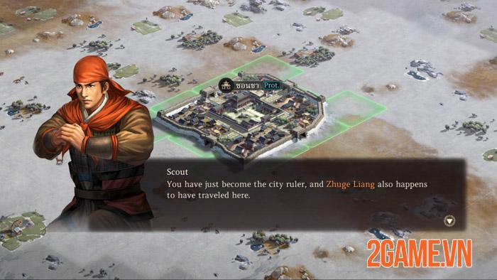 Three Kingdoms Tactics Mobile - Binh quý thần tốc tam phân thiên hạ 5