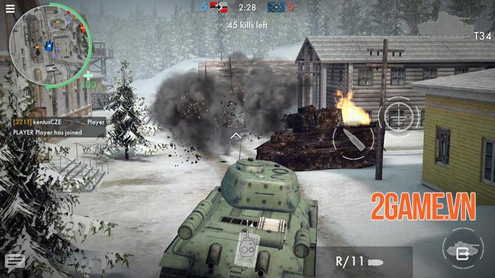 World War Heroes Mobile - Sống lại ký ức hào hùng đệ nhị thế chiến 3