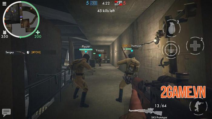 World War Heroes Mobile - Sống lại ký ức hào hùng đệ nhị thế chiến 1