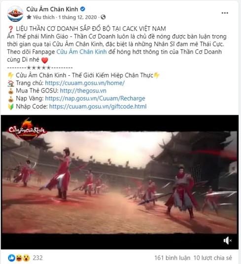 Cửu Âm Chân Kinh - Ông hoàng game PC ở thị trường Việt Nam 9