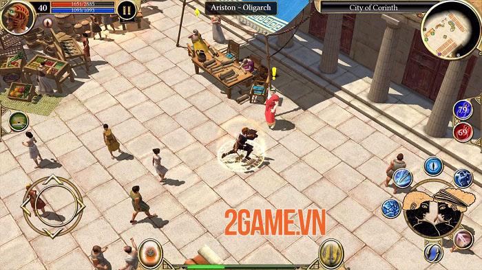 Titan Quest: Legendary Edition - Phiên bản mobile của game nhập vai hành động cổ điển 0