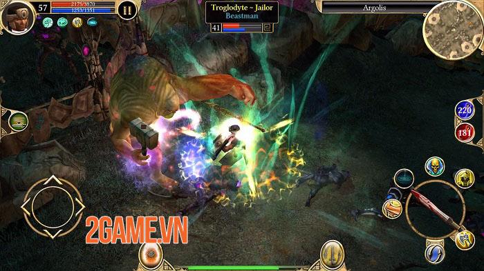 Titan Quest: Legendary Edition - Phiên bản mobile của game nhập vai hành động cổ điển 1