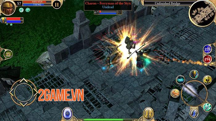 Titan Quest: Legendary Edition - Phiên bản mobile của game nhập vai hành động cổ điển 2